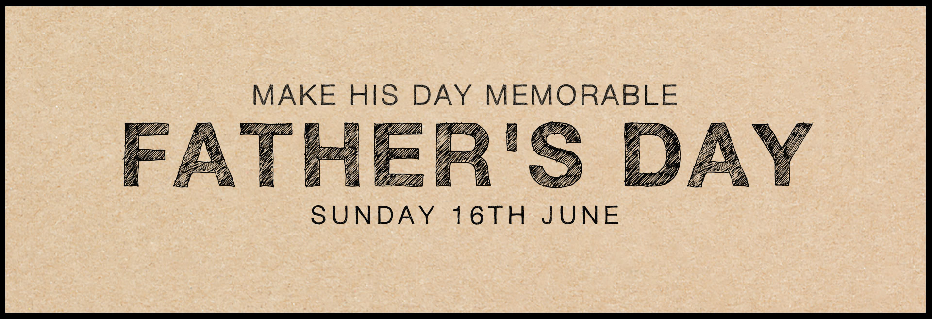 Father's Day at The Plough