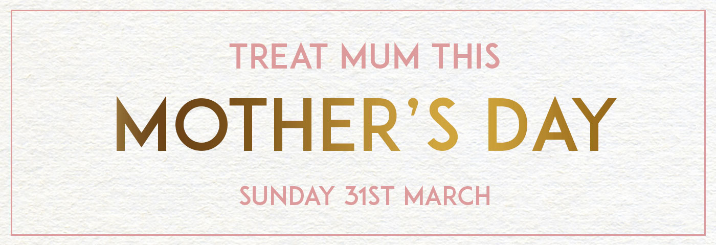 Mother's Day at The Plough