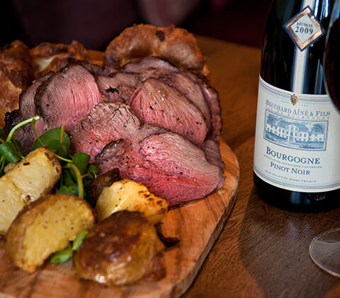 Sunday Roasts and more The Plough