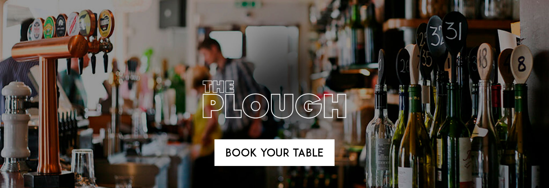 Book Your Table at The Plough